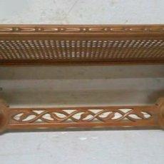 Antigüedades - ANTIGUO Y MUY BONITO PERCHERO SOMBRERERO DE ENTRADA - 73834459