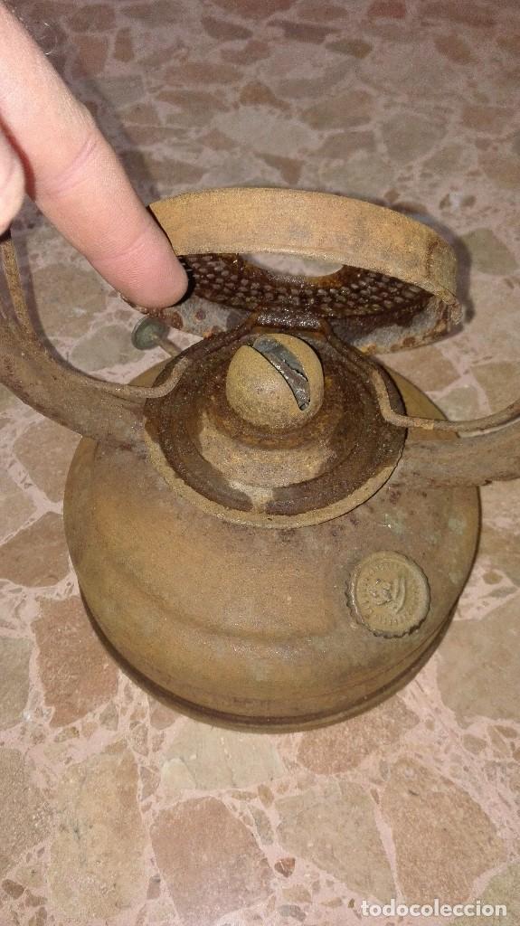 Antigüedades: quinque antiguo alemán FEUERHAND - Foto 5 - 73988683