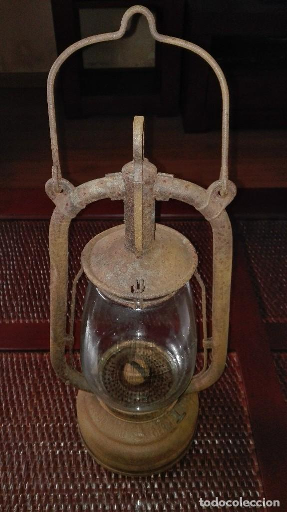 Antigüedades: quinque antiguo alemán FEUERHAND - Foto 6 - 73988683