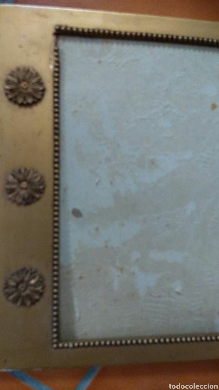 marco de madera dorado. 35 x 51\'5 cm. medidas i - Comprar Marcos ...