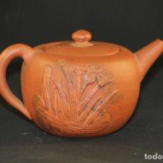 Antigüedades: TETERA CHINO CHINA SIGLO XIX. Lote 74085887