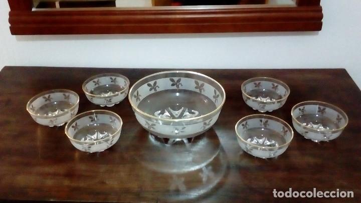Antigüedades: Juego de ensaladeras - Foto 6 - 74188891