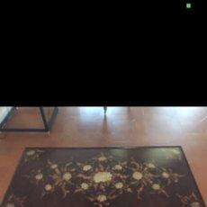 Antiquitäten - Mesa de laca China S XIX - 74212362