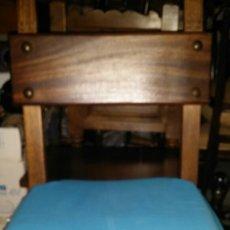Antigüedades: SILLAS RUSTICAS CASTELLANAS. Lote 74214582