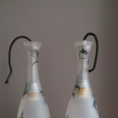 Antigüedades: LAMPARA ANTIGUA. Lote 74234909