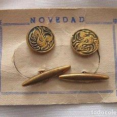 Antigüedades: GEMELOS ANTIGUOS MODELO 20 GRIFO. Lote 74250891