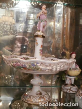 Antigüedades: Vajilla de porcelana MEISSEN (5 Piezas ) Haga utd. su mejor OFERTA - Foto 6 - 74291695