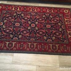 Antiques - gran alfombra persa - 74347371