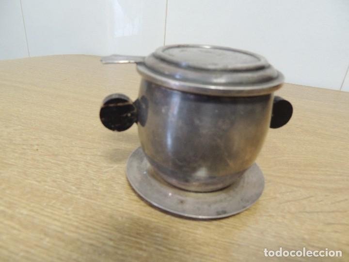 INFUSIONADOR (Antigüedades - Técnicas - Rústicas - Utensilios del Hogar)