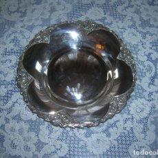Antigüedades: BANDEJA CON SELLO ORASA. 23 CMS DE DIÁMETRO. Lote 74499047