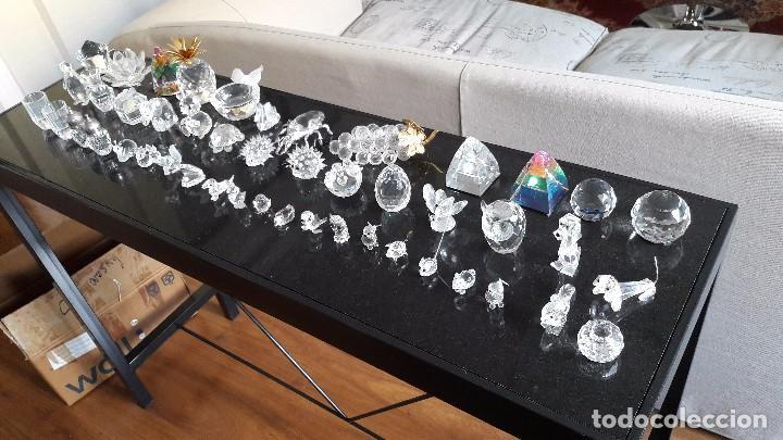 PIEZAS CRISTAL SWAROVSKY (Antigüedades - Cristal y Vidrio - Swarovski)