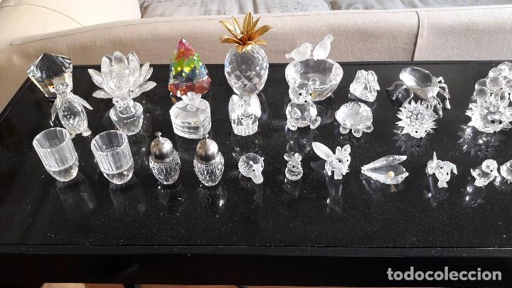 Antigüedades: Piezas cristal Swarovsky - Foto 4 - 74541355