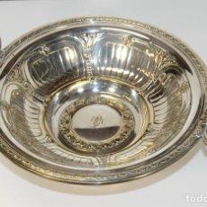 Antigüedades: CENTRO DE MESA. METAL PLATEADO.TC. ESPAÑA. SIGLO XX.. Lote 209894858