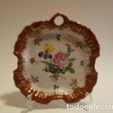 Antigüedades: PLATO PORCELANA PARIS ROYAL. Lote 74659087