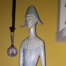 Antigüedades: ARLEQUIN DE PORCELANA. Lote 74675523