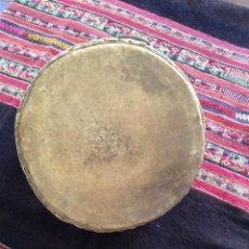 Antigüedades: TAMBOR ANTIGUO INDONESIA. Lote 74843415
