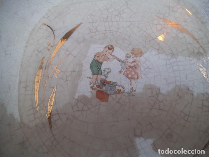 Antigüedades: TRES PLATOS DE PICKMAN - Foto 2 - 74900451