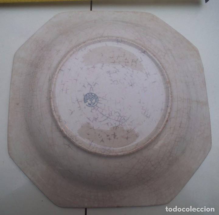Antigüedades: TRES PLATOS DE PICKMAN - Foto 3 - 74900451