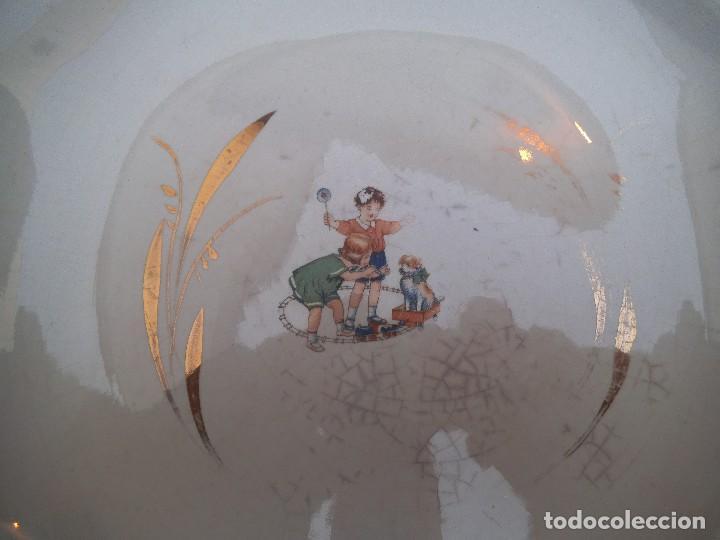 Antigüedades: TRES PLATOS DE PICKMAN - Foto 5 - 74900451