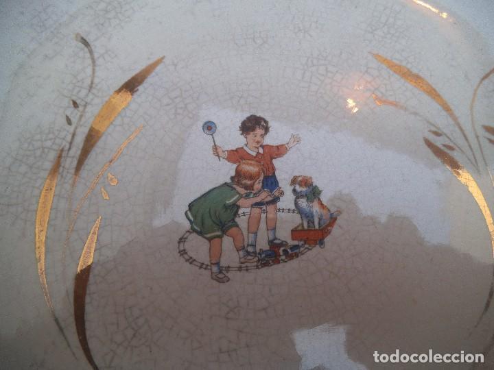 Antigüedades: TRES PLATOS DE PICKMAN - Foto 8 - 74900451