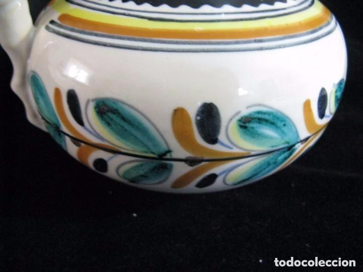 Antigüedades: JARRA FIRMADA PUENTE DEL ARZOBISPO TOLEDO - Foto 3 - 74915643