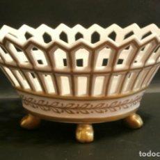 Antigüedades: JARDINERA PORCELANA. Lote 74917947