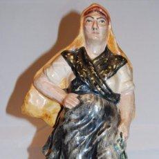 Antigüedades: PESCANTINA PATIFA CERAMICA CELTA PUENTECESURES PONTECESURES CESURES GALICIA. Lote 74937407