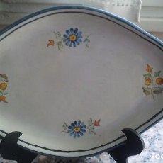 Antigüedades: BANDEJA ALCORA. Lote 75018335