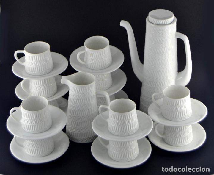 Juego de cafe sargadelos castro 12 tazas comprar - Ceramica de sargadelos ...