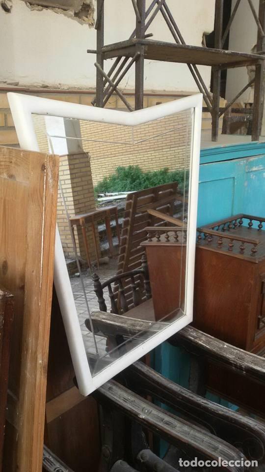 Antigüedades: espejo antiguo - Foto 2 - 75121115