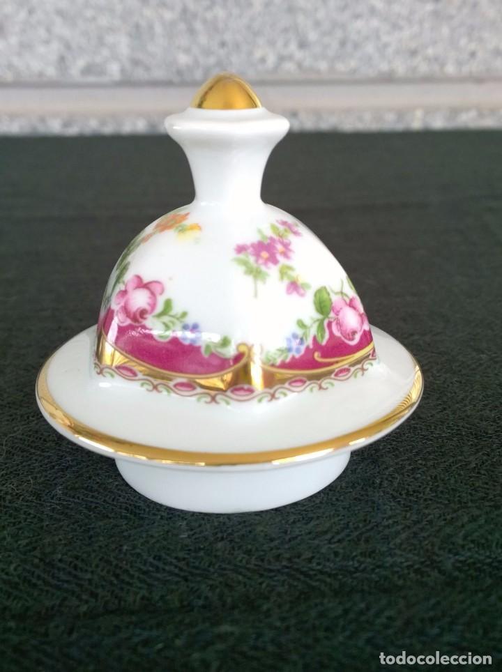 Antigüedades: Tibor Limoges motivos florales - Foto 5 - 75127695