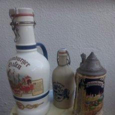 Antigüedades: JARRAS DE CERVEZA ALEMANAS. Lote 75148355