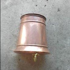 Antigüedades: AGUAMANIL DE PARED EN COBRE. Lote 75256007