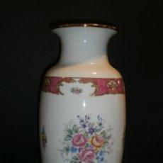 Antigüedades: GRAN JARRON DE PORCELANA 33X12. Lote 75276947