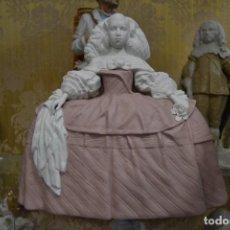 figura menina de porcelana algora