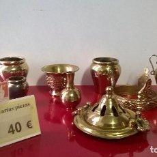 Antigüedades: COLECCIÓN BRONCE. Lote 108711599