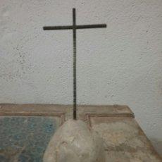 Antigüedades: CRUZ DE HIERRO.. Lote 75615190