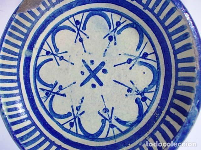 Antigüedades: ANTIGUO FRUTERO O ESCUDILLA RIBESALBES - Foto 3 - 75629823