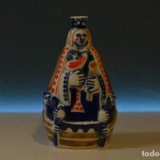 Antigüedades - Nosa Señora da Barca Sargadelos Virgen de la Barca 672/1000 - 75652891