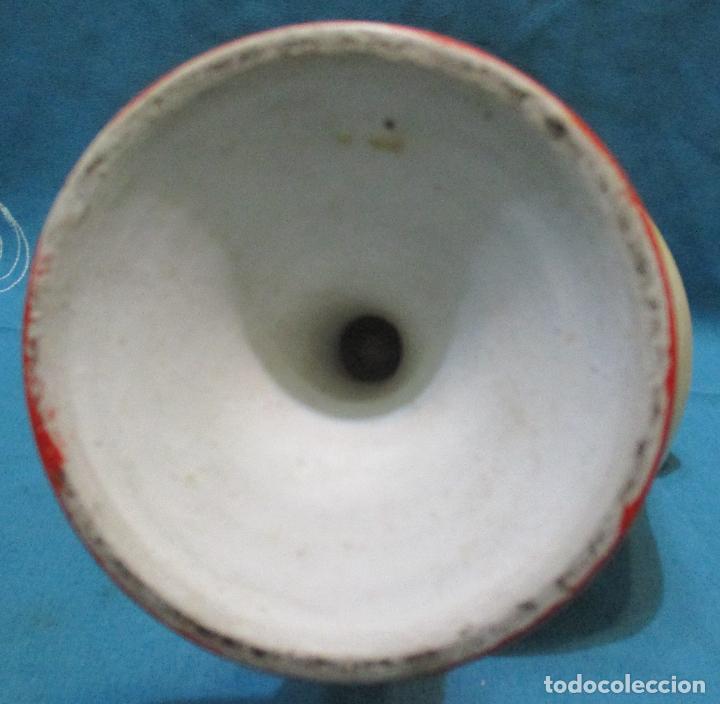 Antigüedades: BOTIJO, GALLO, GALLINA, RECUERDO DE SALAMANCA - Foto 9 - 75654423