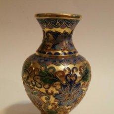 Antigüedades: JARRONCITO CLOISONNE. Lote 75657247