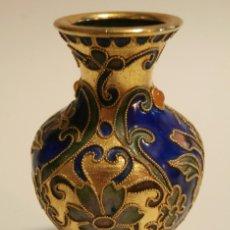 Antigüedades: JARRONCITO CLOISONNE. Lote 75658395