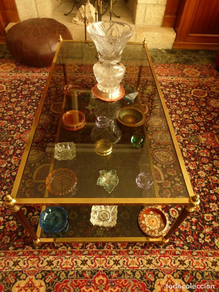 MESA DE CENTRO (Antigüedades - Muebles Antiguos - Mesas Antiguas)