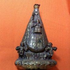 Antigüedades: VIRGEN NUESTRA SEÑORA DE BEGOÑA. Lote 75685707
