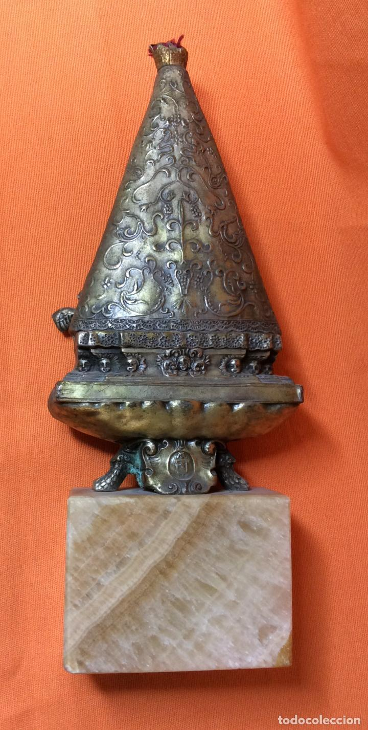 Antigüedades: VIRGEN NUESTRA SEÑORA DE BEGOÑA - Foto 2 - 75685707
