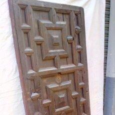 Antigüedades: PUERTA MUDEJAR DEL SIGLO XVI. Lote 110162991