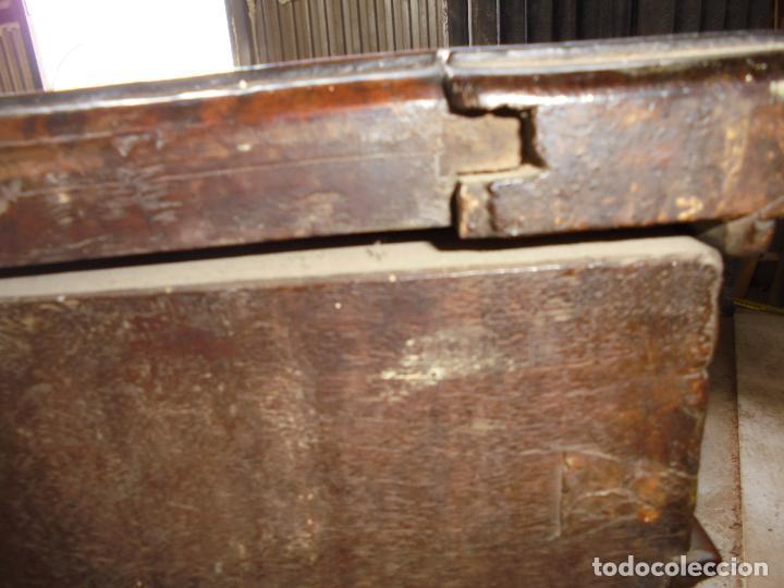 Antigüedades: Arca de nogal del SXVII - Foto 23 - 75068883