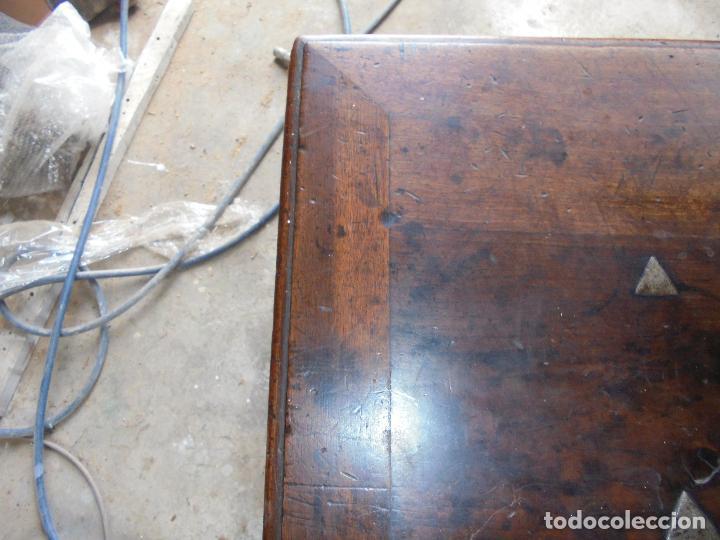 Antigüedades: Arca de nogal del SXVII - Foto 33 - 75068883