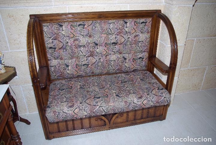 sillón/ sofá/ banco modernista restaurado, espe - Comprar Sillones ...