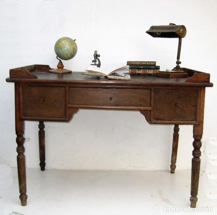 Mesas antiguas segunda mano mesas antiguas segunda mano cheap mesa despacho antigua estilo - Mesas de despacho segunda mano ...